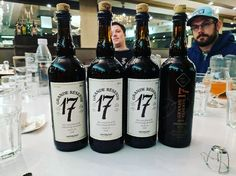 On this latest episode we sit down and tasted a 4 year vertical of Unibroue Grande Reserve 17.  Follow the link below to listen in.   https://wp.me/p5KIRc-7D