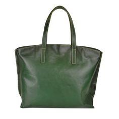 Veľko kožená kabelka SHOPPER BAG, ručne farbená a tieňovaná. Luxusná kabelka ručne farbená a lakovaná hovädzia triesločinená useň z Toskánska. Shopper Bag, Tote Bag, Mobiles, Madewell, Bags, Fashion, Handbags, Moda, Fashion Styles