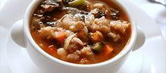 Warme winterse maaltijdsoep uit Italie | Lekker Tafelen