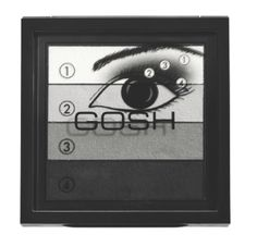 Gosh - Goshin Smokey Eyes Palette -luomiväripaletti 8 g Smokey Eye Palette, Smokey Eyeshadow, Kajal Eyeliner, Pencil Eyeliner, Sombra Smokey, Gosh Cosmetics, Shadow People, Makeup To Buy, Eye Make Up