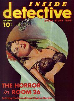 Inside Detective 1937