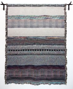 Glitch blanket by Phillip Stearns via Year of the Glitch