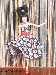 style rockabilly | Muñecas Blythe rockabilly | Pinterest ...