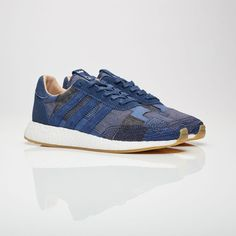 huge selection of 55849 e722c This adidas Iniki or how it is now called is a collaborative work between  both retailers End and Bodega. The blue silhouette from the adidas Iniki  Runner ...