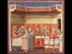 YouTube video:  The Magnificent Giotto--4 minutes of various pieces with Benedictine chants