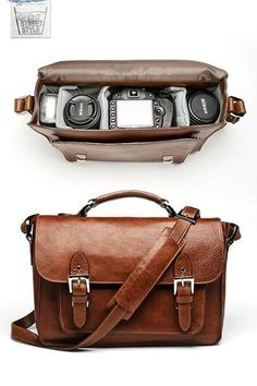 The Brooklyn Ona Bag. If I could have any camera bag... it would most definitely be THIS one!