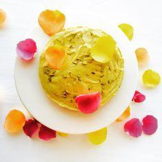 Persian Dream Cake ( raw cake)