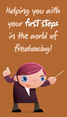 It's a ton o' goodness from Freelance Switch on getting started as a freelancer!