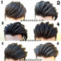 """3,444 Likes, 65 Comments - THE BARBER POST (@thebarberpost) on Instagram: """"Follow @thebarberpost . By @meghdad.vip"""""""