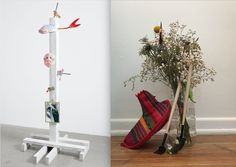 Have you ever used an object to tell a joke? Jimmie Durham created sculptures like Coyote / Trickster out of objects he found that he thought were humorous. Look around your house and collect 5-6 objects you think would be funny if they were combined into one sculpture, like Jimmie Durham's work. Arrange them as best you can in a vertical fashion, maybe using furniture to help them stand up. Take a photo when your sculpture is complete! Durham, How To Take Photos, Sculptures, Objects, Create, Funny, Artist, Artwork, House