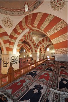 The Old Mosque of Edirne - Edirne, Edirne - http://en.wikipedia.org/wiki/Old_Mosque