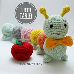 - Amigurumi - Best Picture For amigurumi free pattern animals For Your Taste You are looking for something, and - Crochet Baby Toys, Crochet Bunny, Cute Crochet, Crochet Dolls, Amigurumi Free, Crochet Patterns Amigurumi, Amigurumi Doll, Diy Crafts To Do, Chenille