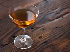 Ampersand     1 ounce cognac     1 ounce Old Tom gin     1 ounce sweet vermouth     2 dashes orange bitters