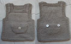 #bambino #Donnaclick #ferri #gilet #maglia #schema     Ecco unoschema maglia per fare un gilet per bambino ai ferri. Non è delizioso?    Source by rossocorallotin Knitting Blogs, Knitting For Kids, Baby Knitting Patterns, Crochet For Kids, Crochet Baby, Pullover Design, Sweater Design, Baby Pullover, Baby Sweaters