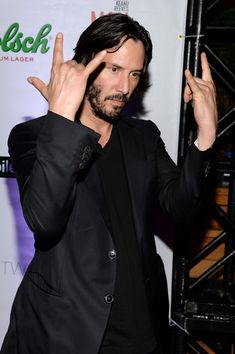 Keanu Reeves Photos: 'Man of Tai Chi' Afterparty in Toronto