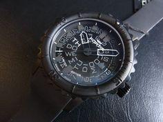 Fortis 虎ノ助 FORTISフォルティスB 47ブラックモンスター保証付 時計 Watch Antique ¥229800yen 〆05月20日