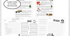 Image_Act_Rentree. French Teacher, Teaching French, First Day Activities, Learning Activities, First Day Of School, Back To School, School Stuff, Beginning Of Year, French Resources