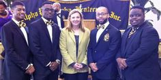 CASA members' work for social justice honored by Baton Rouge Alpha Phi Alpha chapter.