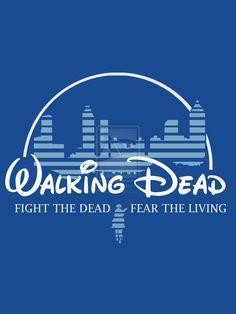 disney the walking dead | The Walking Dead (Disney) by ErinIsBatgirl