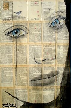 Faith is Torment   Art and Design Blog: Drawings by Loui Jover