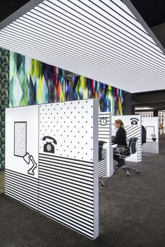 MAXIMAL quality in a trendy environment - MAXIME by TOUCAN-T  brings visual and acoustical silence into the super fresh Office of PIXLIP in Langenfeld. Work becomes real fun in such a nice setting! :-) © PIXLIP GmbH