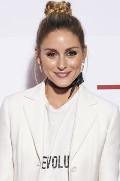 Olivia Palermo's Wedding-Perfect Plaited Bun - Plaits: The Coolest Braids For All Hair Lengths