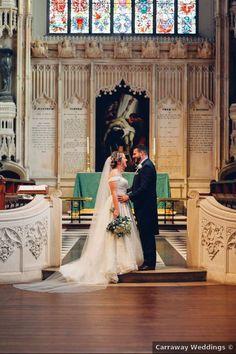Beautiful church couple photography