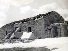 Refugio del rey. Foto de 1958 aproximadamente.