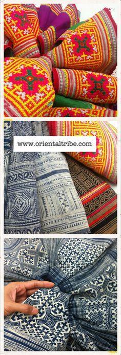 Hmong textiles, Vietnam