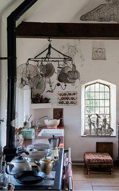 Sculptor Sophie Ryder Opens Her Spellbinding Studio to the Public | Hi-Fructose Magazine
