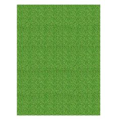 Shop Shaw Living Grass 6-ft x 8-ft Rectangular Green Solid Indoor/Outdoor Area Rug at Lowes.com