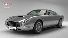 David Brown Reveals Deliciously Retro Speedback GT - See More Here