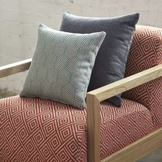 Warwick Fabrics: BROMLEY / fabric textiles / armchair / upholstery