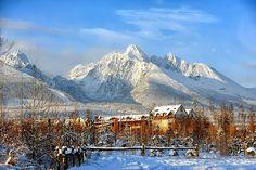 Happy New Year from Tatras by Edgar Barany, via Flickr
