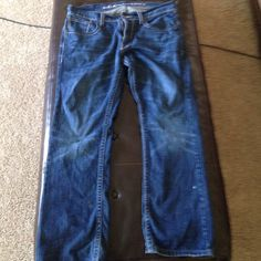 Mens American Eagle jeans 36x32 Mens American eagle jeans 36x32 low rise Bootcut in great condition! American Eagle Outfitters Jeans Boot Cut