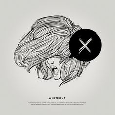 STV - Whiteout  by Gianmarco Magnani  [vector art]