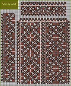 Українські традиційні орнаменти Чоловіча сорочка