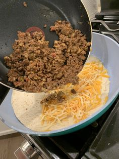Beef and Cheese Quesadilla recipe - Al Dente Diva Quesadilla Sauce, Cheese Quesadilla Recipe, Quesadilla Recipes, Mexican Food Recipes, Beef Recipes, Ground Beef Quesadillas, Taco Seasoning Packet, Easy Cheese, Great Appetizers