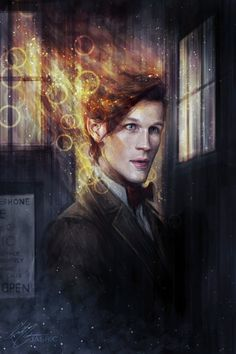 Doctor Who by jasric on DeviantArt