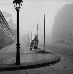 Madrid ca. 1955  Photo: Francesc Catala Roca