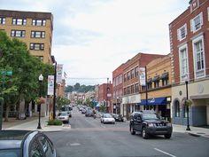 High St. Morgantown, WV