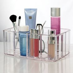 Cosmetic Organizer And Makeup Storage make me up Pinterest