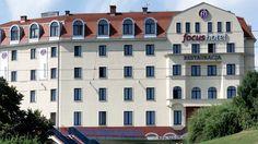 hotel focus, stettin, polen