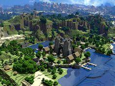 Minecraft is beautiful  #minecraft #creation #youtube