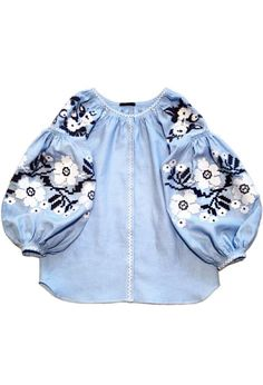 Vita Kin love these heavily embroidered tops. Fashion Kids, Boho Fashion, Womens Fashion, Fashion Design, Fashion Trends, Bohemian Mode, Hippie Chic, Interview Style, Outfits Niños