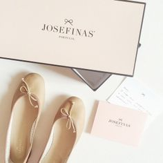 Josefinas Portugal. The very best ballerinas I have ever wear. Love them.