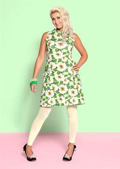 Margot kjole Holly Hamburg no 808