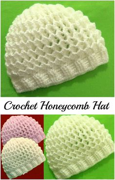 Cabbage Patch Crochet Hat Pattern Cabbage Patch Crochet Hat Pattern Elegant Crochet Honey B Hat Cabbage Patch Crochet Hat Pattern How To Crochet A Single Loop Stitch For Cabbage Patch Hat Video. Crochet Cap, Crochet Baby Hats, Crochet Beanie, Crochet Clothes, Knitted Hats, Baby Knitting, Easy Crochet Patterns, Crochet Stitches, Pinterest Crochet