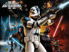 Star Wars Battlefront 2 (2005) opens its servers on Steam and GOG PC Star Wars Battlefront 2