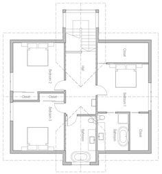 house design house-plan-ch382 11